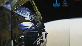 Tianwen-1, Mars'ın etrafında seyrettiği yörüngesini düzeltti