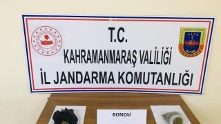 Kahramanmaraş'ta uyuşturucu operasyonunda yakalanan 3 şüpheli tutuklandı