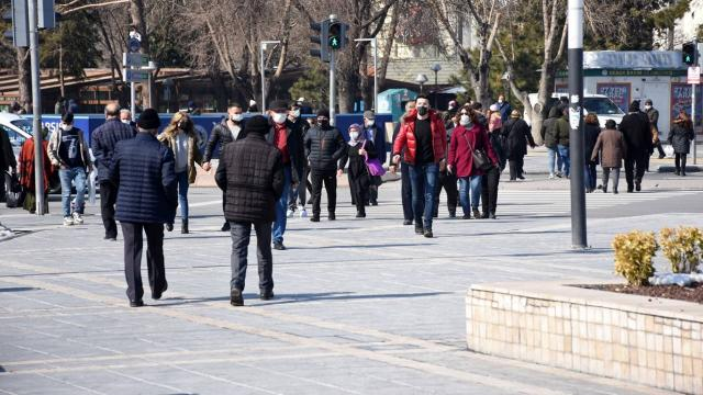 Niğde, Kayseri, Kırıkkale ve Sivasta vaka sayısı arttı