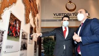 YTB Başkanı Eren: Türkiye ve Azerbaycan kardeşliğini daha da güçlendiriyor
