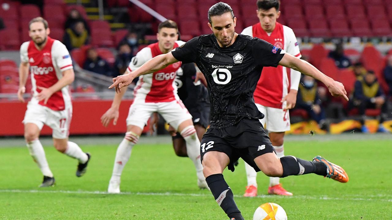 UEFA Avrupa Ligi'nde Yusuf Yazıcı fırtınası