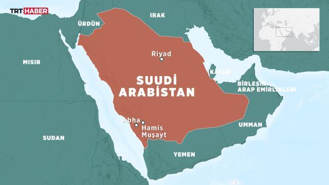 Husiler: Suudi Arabistandaki Kral Halid Hava Üssünü vurduk