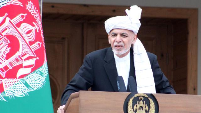 Afganistan Cumhurbaşkanı, halkına birlik ve beraberlik çağrısı yaptı