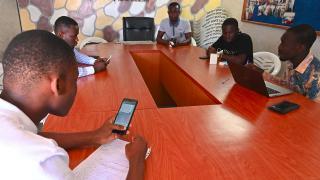 Afrika'da nüfusun yüzde 46'sı internet kullanıyor