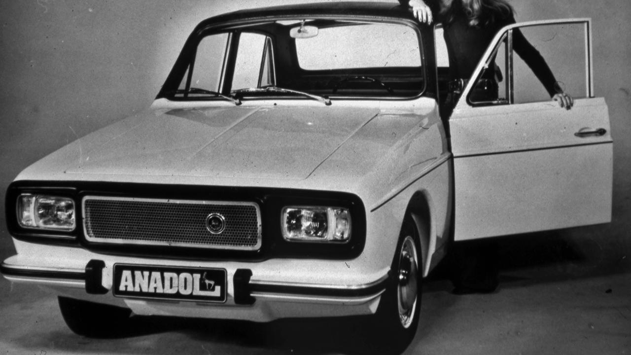 Üretimi 37 yıl önce biten 'Anadol' hala Türkiye yollarında