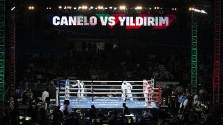Türk boksör Yıldırım, Meksikalı Alvarez ile karşılaştı