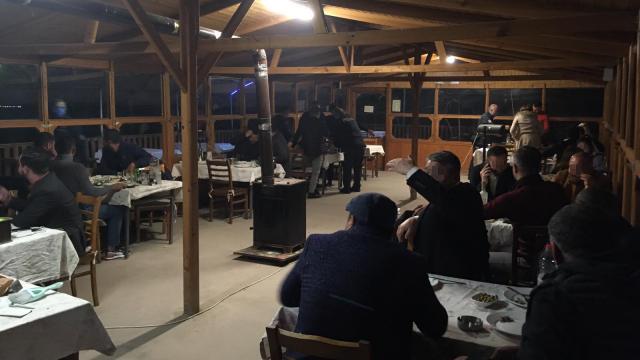 Adanada müşteri kabul eden restoranlardaki 100 kişiye Kovid-19 tedbirlerini ihlalden para cezası