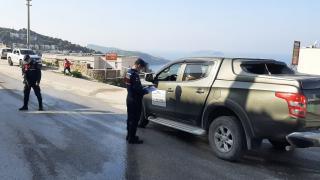 Muğla'da Covid-19 tedbirlerine uymayan 78 kişiye para cezası verildi