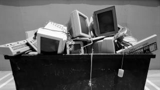 Bir 'şehir madeni': Elektronik atık