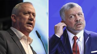 İsrailli gazete: Ürdün Kralı, İsrail Savunma Bakanıyla gizlice görüştü