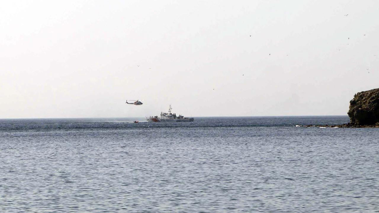 Batan teknenin yeri tespit edildi, 2 kayıp aranıyor
