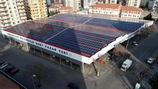Kendi enerjisini üreten belediyeden 15 milyon liralık tasarruf