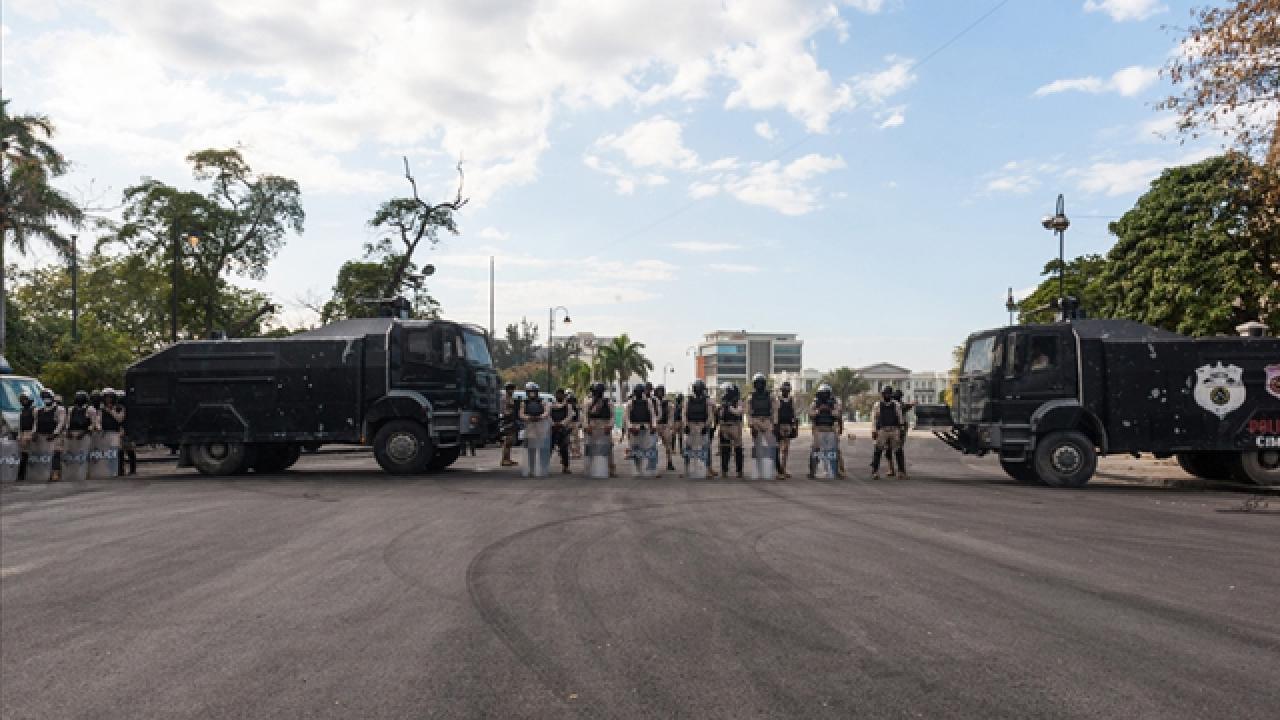 Haiti'de hapishaneden kaçma girişimi: 25 ölü
