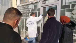 Kocaeli'de iş yerinden hırsızlık güvenlik kamerasında