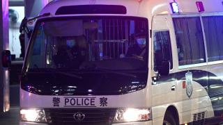 Hong Kong'da güvenlik yasasını ihlal eden 47 kişi gözaltına alındı