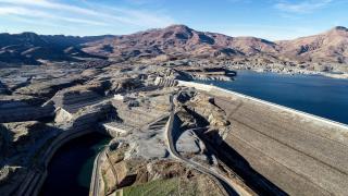 DSİ'den Veysel Eroğlu Barajı için su seviyesi uyarısı