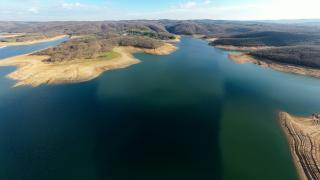 İstanbul barajlarında doluluk 7 ayı ayın zirvesinde