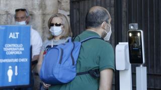 İtalya'da son 24 saatte 20 bin 765 vaka tespit edildi