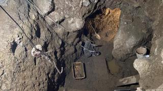 Gümüşhane'de kaçak kazıya suçüstü: 7 gözaltı