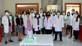 Mersin'de 18 akademisyen, kanser aşısı için çalışma başlattı