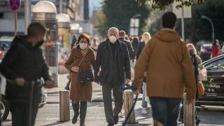 Karadağ'da 6 şehirde karantina ilan edildi