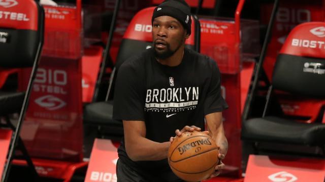 Kevin Durant All-Star maçında oynayamayacak