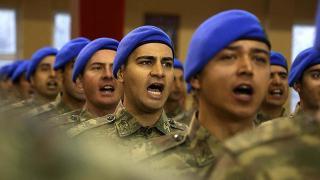 """NATO'dan TSK'ya """"Mavi Bereli"""" övgüsü"""