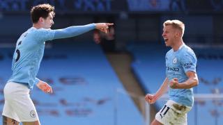 Manchester City peş peşe 14. galibiyetini aldı
