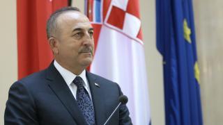 Dışişleri Bakanı Çavuşoğlu Hırvatistan'da: Salgına rağmen ticaretimiz arttı