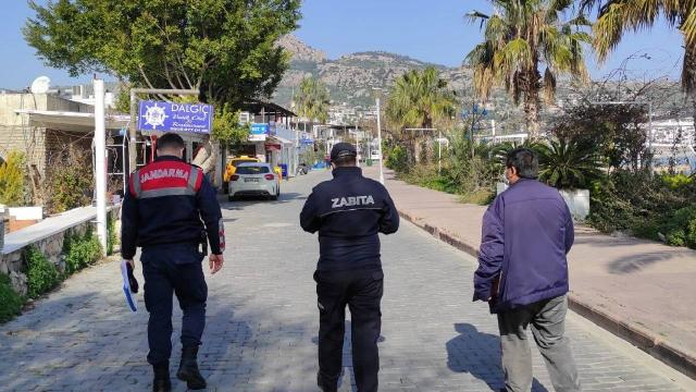 Muğlada tedbirlere uymayan 78 kişiye para cezası