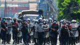 Myanmar'da ölen protestocu sayısı 6'ya yükseldi
