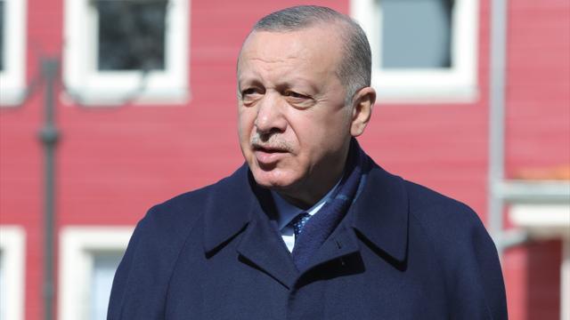 Cumhurbaşkanı Erdoğan: Elimizde yeterli aşı var, tedarikte sorunumuz yok