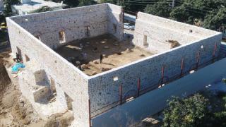 Alanya'daki tarihi Gülevşen Camii restore ediliyor