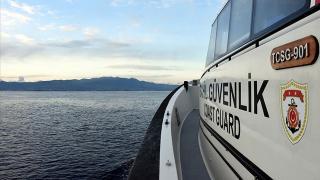 Sahil Güvenlik'ten Yunanistan'ın iddialarına yanıt