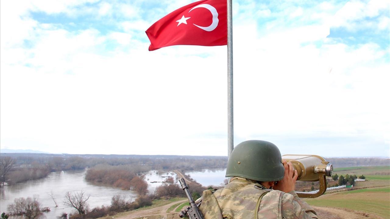 FETÖ ve PKK üyeleri Yunanistan'a kaçarken yakalandı