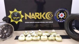 Şanlıurfa'da uyuşturucu operasyonlarında 23 zanlı tutuklandı