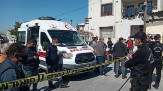 Mersin'de ev yangını: 2 çocuk hayatını kaybetti