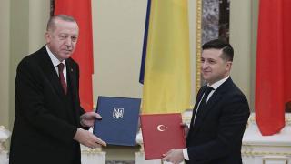 Zelenskiy, Cumhurbaşkanı Erdoğan'ın doğum gününü kutladı