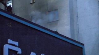 İstanbul'da mobilya fabrikasında ikinci kez yangın çıktı