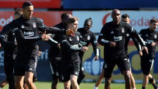 Beşiktaş sahasında Gaziantep'i ağırlayacak