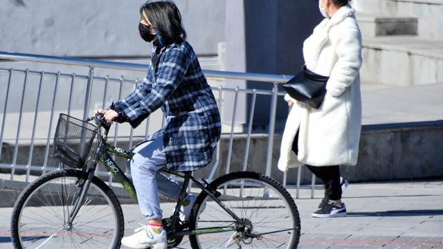 Pandemide bisiklet kullanımı arttı