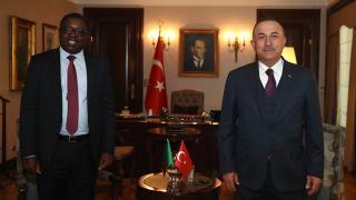 Türkiye ile Zambiya her alanda iş birliğini geliştirecek