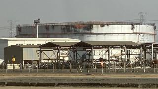Husilerden 'Suudi petrol tesisini vurduk' iddiası