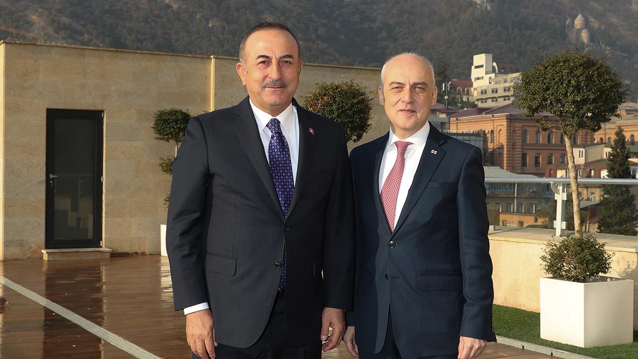 Gürcistan Dışişleri Bakanı Zalkaliani, Türkiye'yi ziyaret edecek - Son Dakika Haberleri
