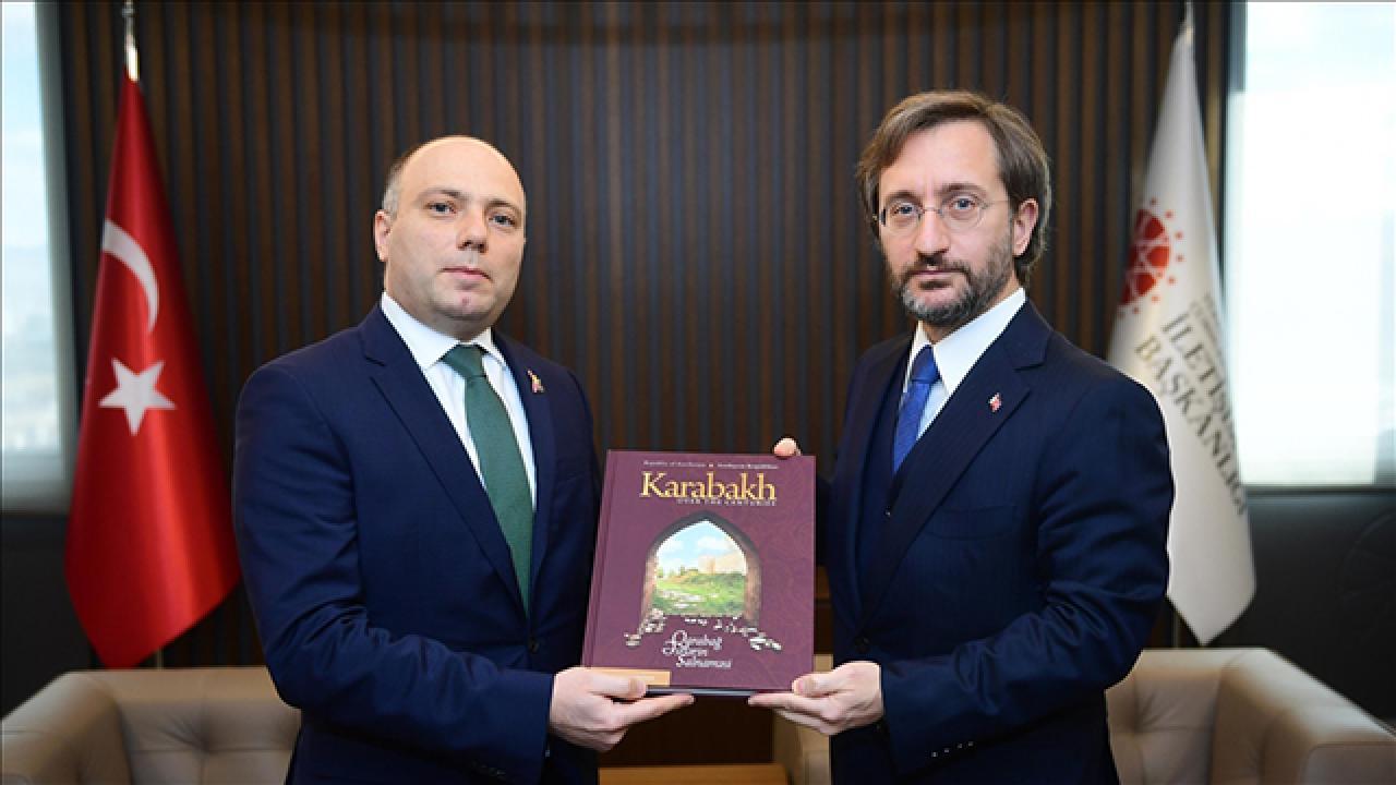 Azerbaycan ile kültürel iş birliği