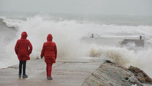 Meteorolojiden Doğu Akdenize kuvvetli yağış uyarısı