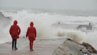 Meteoroloji'den Doğu Akdeniz'e 'kuvvetli yağış' uyarısı