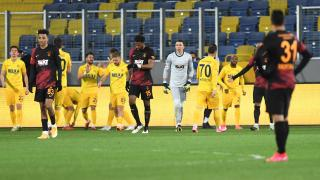 MKE Ankaragücü lider Galatasaray'ı yendi