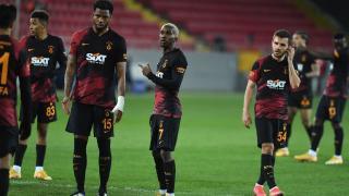 Galatasaray başkentte yara aldı