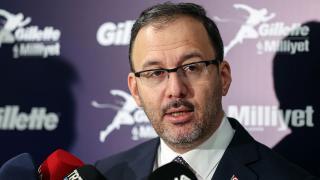 Bakan Kasapoğlu: Türk sporunun başarıları taçlanarak artıyor
